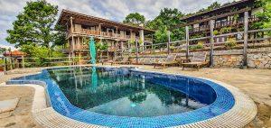 Снимка 1 - басейн в къща за гости Свети Димитър, село Веселие