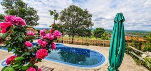 Снимка 5 - басейн в къща за гости Свети Димитър, село Веселие