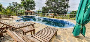Снимка 6 - басейн в къща за гости Свети Димитър, село Веселие