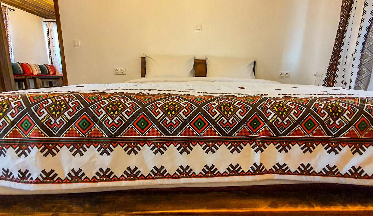 Голяма стая в комплекса за гости Свети Димитър, село Веселие